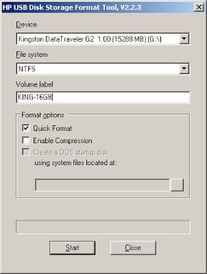 HP USB DISK STORAGE FORMATTOOL 2.2.3.EXE СКАЧАТЬ БЕСПЛАТНО